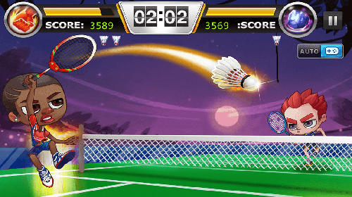 Badminton legend screenshot 1