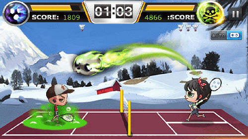 Badminton legend screenshot 2