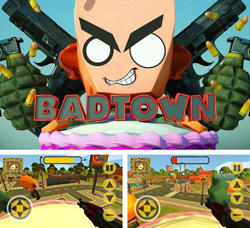 Badtown: 3D action shooter