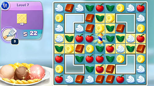 Bake a cake puzzles and recipes screenshot 1