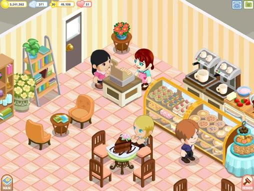 Screenshots von Bakery story: Honey für Android-Tablet, Smartphone.