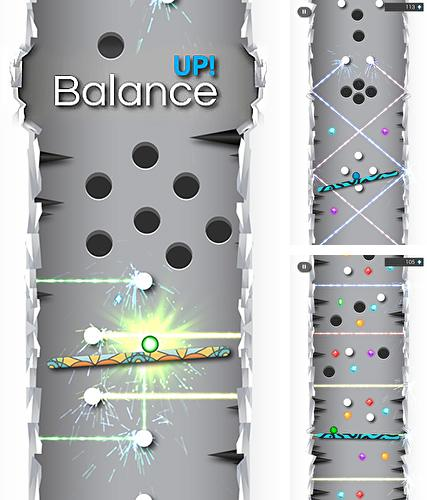Кроме игры Another weird platformer 3 скачайте бесплатно Balance up: The world's hardest arcade game для Android телефона или планшета.