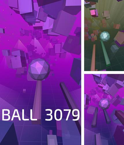 Ball 3079 V3: One-handed hardcore game