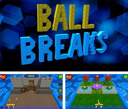 Ball breaks 3D