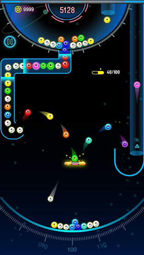 Screenshots von Ball monster für Android-Tablet, Smartphone.