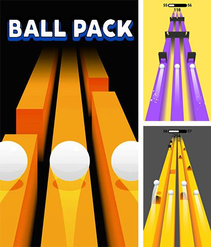 Ball pack
