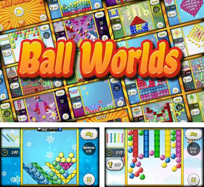 In addition to the game Nova Squad for Android phones and tablets, you can also download Ball Worlds for free.