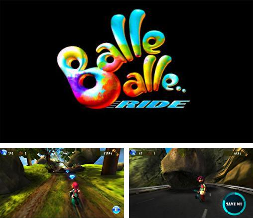 In addition to the game Pocket Empires Online for Android phones and tablets, you can also download Balle balle ride for free.