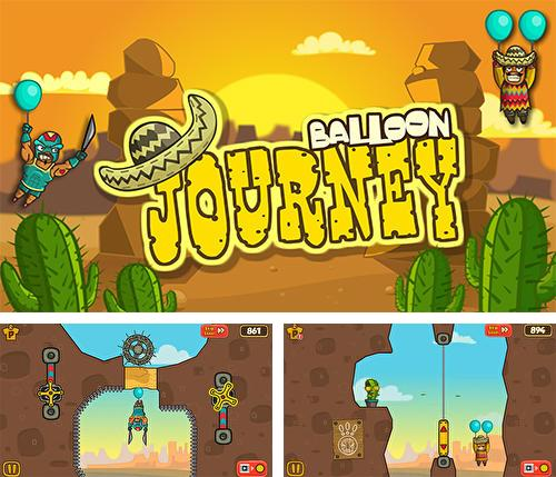 In addition to the game Feed Me Oil for Android phones and tablets, you can also download Balloon journey for free.