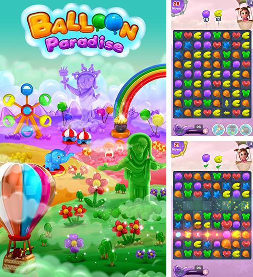 In addition to the game zSmiter for Android phones and tablets, you can also download Balloon paradise for free.