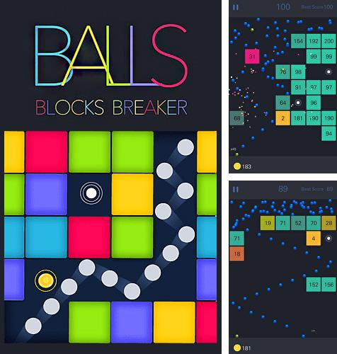 Balls blocks breaker