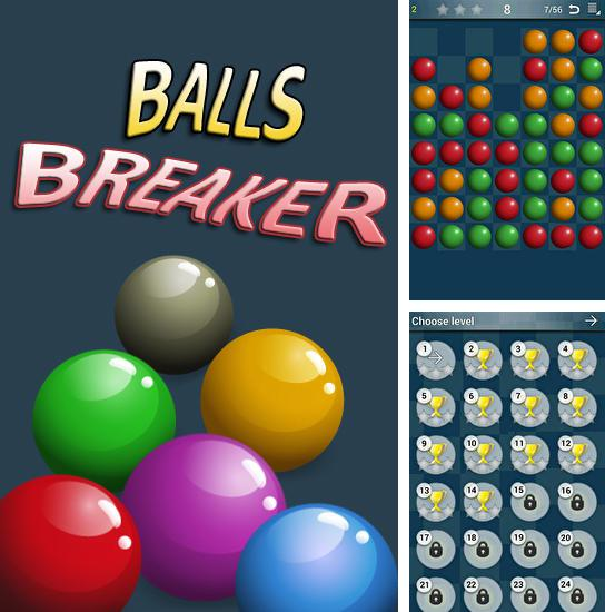 In addition to the game Cargo HD for Android phones and tablets, you can also download Balls breaker for free.
