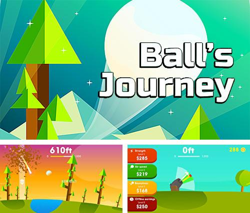 In addition to the game Run gun sports for Android phones and tablets, you can also download Ball's journey for free.