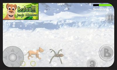 Baluu!!! Jungle Adventure screenshot 1