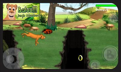 Baluu!!! Jungle Adventure screenshot 2