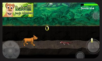 Baluu!!! Jungle Adventure screenshot 3