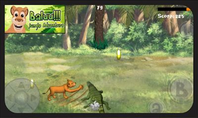 Baluu!!! Jungle Adventure screenshot 4