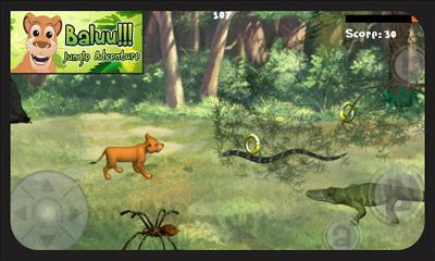 Baluu!!! Jungle Adventure screenshot 5