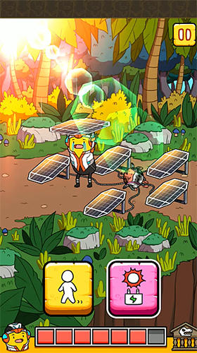 Screenshots von Banatoon 2: Jurassic world! für Android-Tablet, Smartphone.