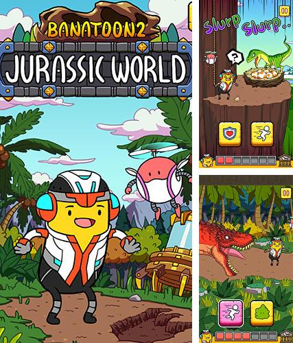 Banatoon 2: Jurassic world!