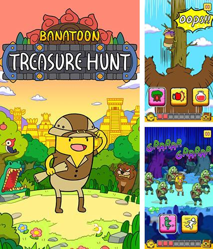 Banatoon: Treasure hunt!