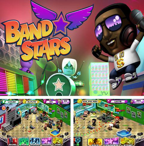 In addition to the game Amazon Hidden Expedition for Android phones and tablets, you can also download Band stars for free.