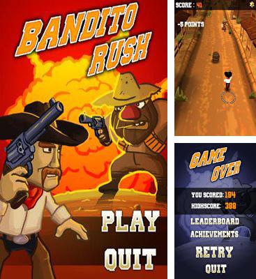 In addition to the game Forgotten Mysteries for Android phones and tablets, you can also download Bandito Rush for free.