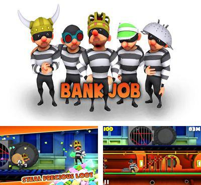In addition to the game Ultimate Mission 2 HD for Android phones and tablets, you can also download Bank Job for free.