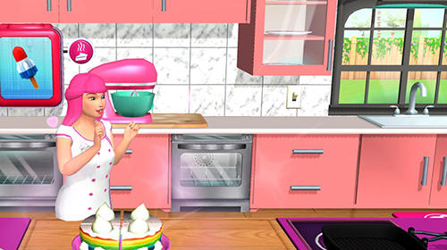 Screenshots von Barbie dreamhouse adventures für Android-Tablet, Smartphone.