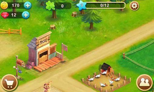 Barn story: Farm day screenshot 2