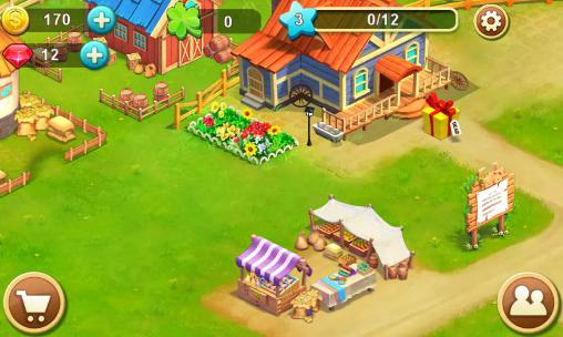 Barn story: Farm day screenshot 4