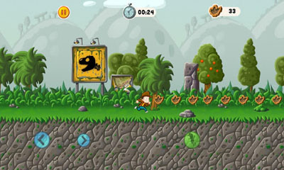 Barranco Perdido screenshot 2