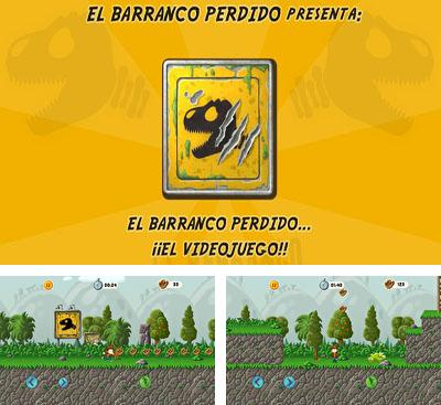 In addition to the game Skycross for Android phones and tablets, you can also download Barranco Perdido for free.