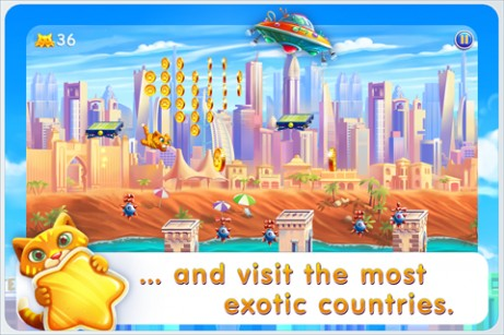 Juega a Barsik: Escape from New York para Android. Descarga gratuita del juego Barsik: Escapada de Nueva York.