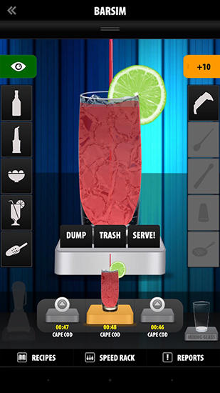 Bartender game: Bar sim screenshot 1