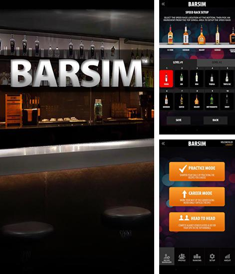Bartender game: Bar sim