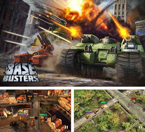 In addition to the game Glyder 2 for Android phones and tablets, you can also download Base busters for free.