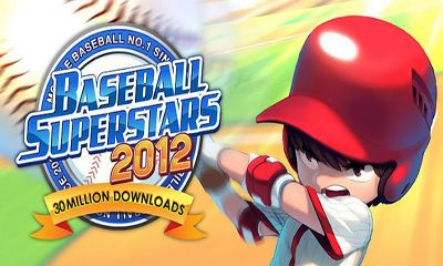 Baseball Superstars 2012 poster