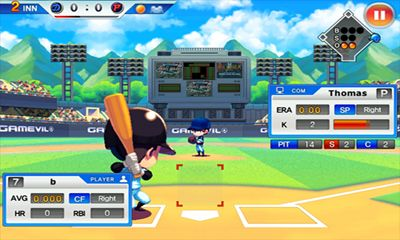 Baseball Superstars 2012 screenshot 1