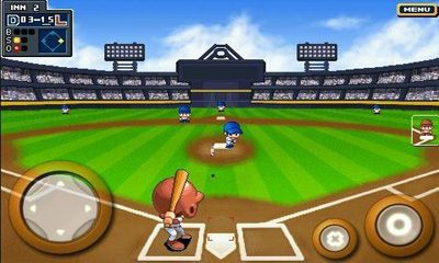 Гра Baseball Superstars 2012 на Android - повна версія.