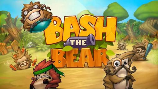 Bash the bear poster