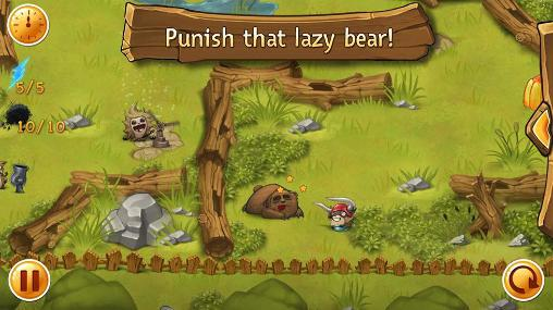 Bash the bear screenshot 1