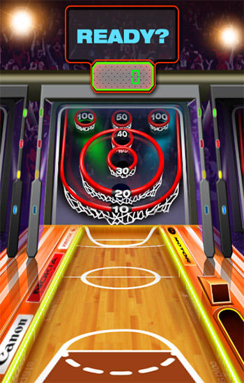 Basket bowl. Skee basket ball pro screenshot 1
