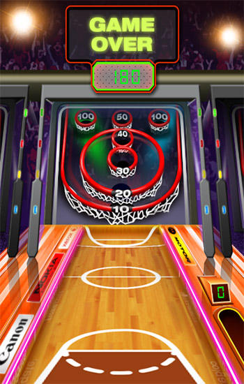 Basket bowl. Skee basket ball pro screenshot 3