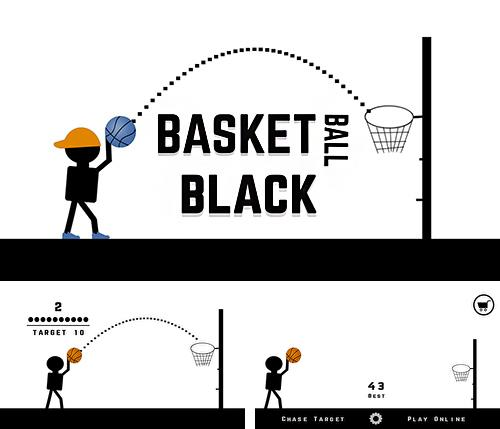 Basketball black