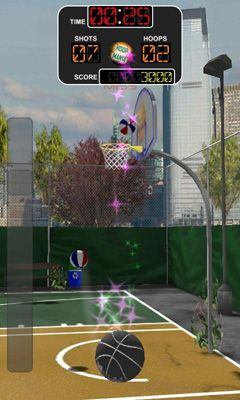 Гра Basketball Dunkadelic на Android - повна версія.