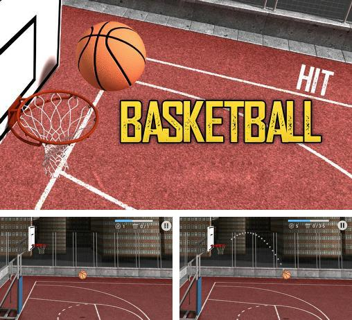 Basketball hit