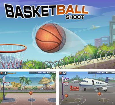 In addition to the game Paper toss for Android phones and tablets, you can also download Basketball Shoot for free.