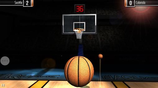 Basketball showdown screenshot 3