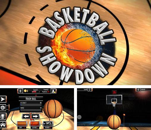In addition to the game Basketball Shootout for Android phones and tablets, you can also download Basketball showdown for free.